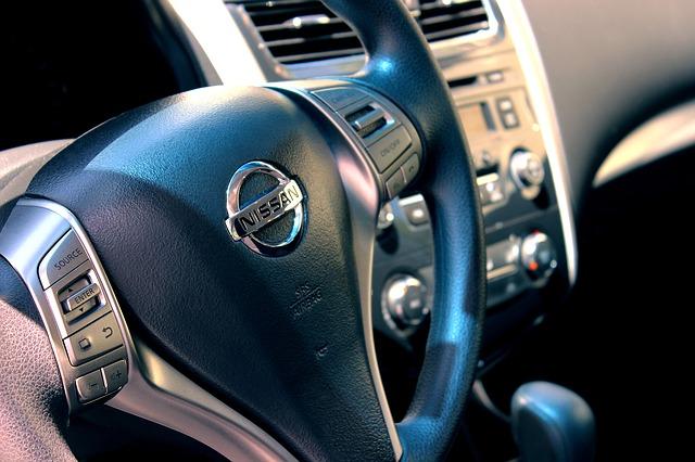 volant Nissanu