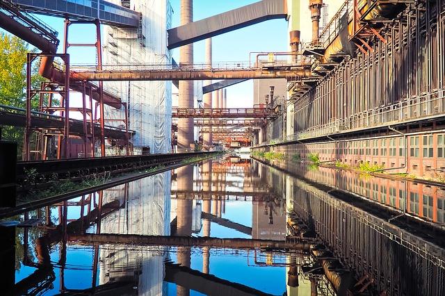 zollverein důl