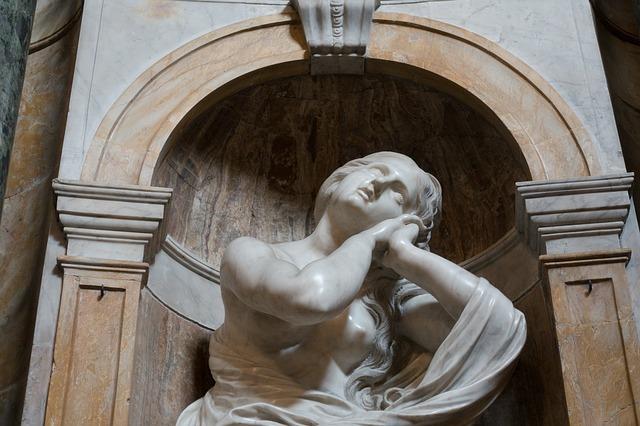 socha máří magdaléna