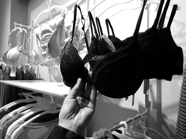 nákup spodní prádla